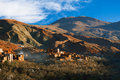 Traditional Berbers Village In High Atlas Royalty Free Stock Photo - 38442555