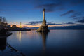 Monument To The Scuttled Warships In Sevastopol Royalty Free Stock Photos - 38448198