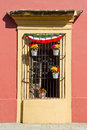 Old Window In Mexico Stock Images - 38484824