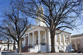 Historic Courthouse In Old Town, Warrenton, Virginia Stock Image - 38487191