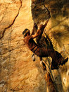 Rock Climber Royalty Free Stock Photos - 3854798