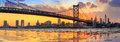 Panorama Of Philadelphia Skyline, Ben Franklin Bridge And Penn S Stock Photography - 38513832
