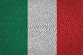Flag Of Italy Stock Image - 38523141