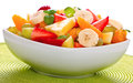 Fruit Salad In The Bowl Royalty Free Stock Photos - 38572308