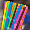 Colorful Straws Royalty Free Stock Image - 38589676