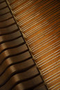 Strings And Hammer Inside A Piano Royalty Free Stock Photo - 3860845