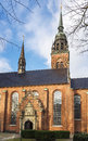 Church Of The Holy Ghost, Copenhagen Royalty Free Stock Photos - 38615128
