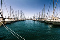 Boats In Port Royalty Free Stock Photo - 38619455
