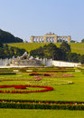 Schonbrunn Palace Gardens At Vienna Stock Images - 38621054