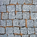 Granite Cobblestone Pavement Texture Background Royalty Free Stock Images - 38626539