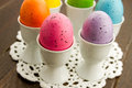 Easter Eggs And Baskets Royalty Free Stock Image - 38628626