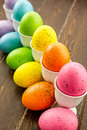 Easter Eggs And Baskets Royalty Free Stock Images - 38628669