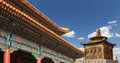 Bronze Pagoda In The Forbidden City. Beijing Royalty Free Stock Images - 38642199