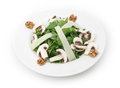 Mixed Fresh Salad Leaves Stock Photography - 38654872