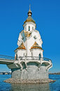 Church Of St. Nicholas On The Waters Stock Image - 38656301
