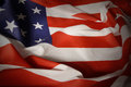 American Flag Stock Image - 38679781