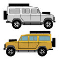 Off-road Vehicle Royalty Free Stock Images - 38690959