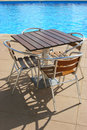 Table And Chairs Stock Photos - 3873743