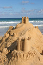 Sand Castle Stock Photography - 3873752