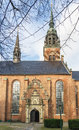 Church Of The Holy Ghost, Copenhagen Royalty Free Stock Images - 38719559