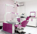 Dental Clinic With Chair Stock Image - 38745021