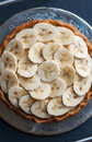 Banana Tart Stock Images - 38755064
