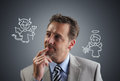 Business Decisions Stock Image - 38755491
