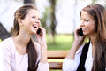 Two Sisters Young Women Royalty Free Stock Images - 38761669