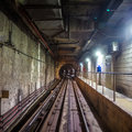 Subway Tunnel Stock Image - 38766741