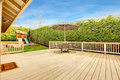 Bakyard With Patio Area And Play Yard For Kids Royalty Free Stock Images - 38786699