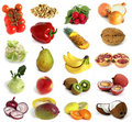 Fruits And Nuts Royalty Free Stock Image - 3886426