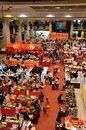 Singapore Shoppers At Orchard Road Basement Bazaar Royalty Free Stock Photos - 38801058