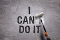 I Can Do It Stock Image - 38805871