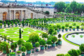 Palace Versailles, Royal Orangery. Stock Photo - 38830100