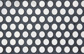 Perforated Metal Plate Royalty Free Stock Image - 38886716