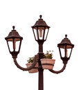 Old Street Lamp Stock Photography - 38916022