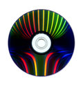 DVD-Datalayer Stock Photography - 38923002