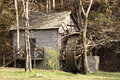 Retro Old Grist Mill Royalty Free Stock Image - 38934996