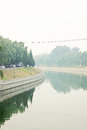 Beijing Air Pollution Royalty Free Stock Photo - 38965315