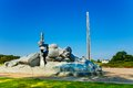 Soldier Crawling For Water Monument In Brest Stock Photography - 38993232