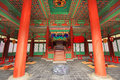 Korea Traditional Architecture – Gyeongheuigung Royalty Free Stock Photography - 39003107