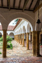 Colonial Arches Stock Images - 39020774