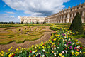 Garden Of Palace Of Versailles Royalty Free Stock Images - 39024839