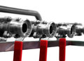 Valves And Pipes. Abstract Stock Photos - 39026343