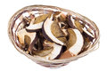 Dried Ceps Royalty Free Stock Photos - 39043238