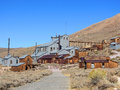 Bodie, Ghost Town, California Royalty Free Stock Images - 39054989