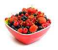 Blueberry, Strawberry, Raspberry, Currant Stock Images - 39063624