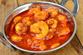 Prawn Curry Royalty Free Stock Image - 39066216