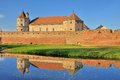Fagaras Castle - Medieval Fortress In Romania Royalty Free Stock Photo - 39067295