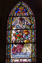 Stained Glass Window Stock Photography - 39082792